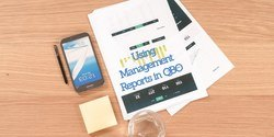 Using management reports in QuickBooks Online