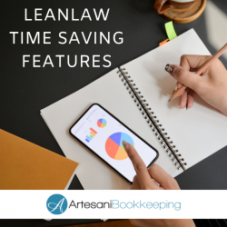 LeanLaw time saving features